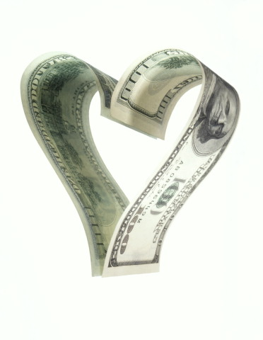 money love stressful love money