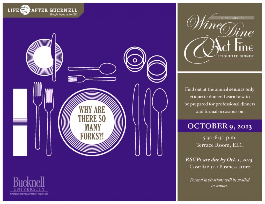 RSVP by October 1st!