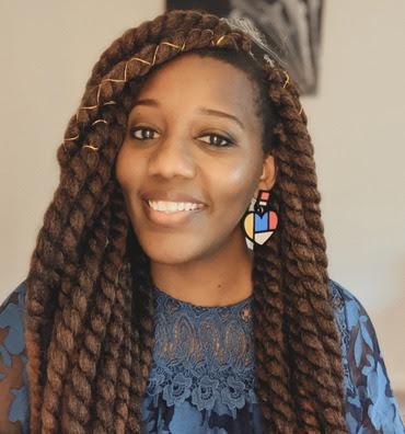 Winnie Okello '10, founder of HARPnow.org